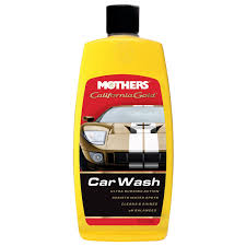 Interior Car Shampoo Service Near Me Amazon Com Mothers 05632 California Gold Car Wash 32 Oz
