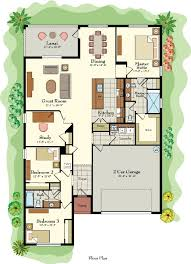 Water View House Plans New Homes In Kissimmee Fl Conway Design Av Homes