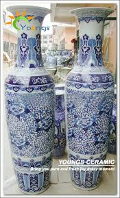Antique Chinese Vases For Sale Wholesale H 6 Feet Big Chinese Antique Hand Painted Porcelain
