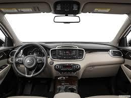 dodge durango interior 2016 comparison kia sorento limited 2016 vs dodge durango 2016