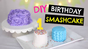 baby birthday cake diy 1st birthday smash cake for baby 3 ways to decorate
