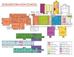 high school floor plans pdf burlington high school principal s blog burlington high school