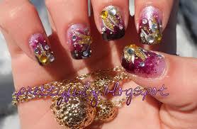 cute nail designs purple choice image nail art designs
