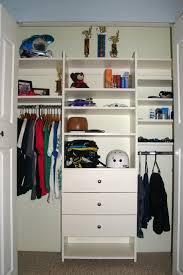 closet childrens closet organizer organized living kids closets
