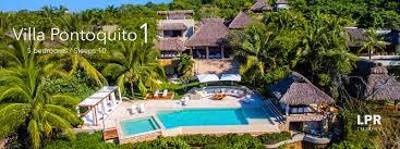 staff picks 5 luxury punta mita vacation rentals we love and why