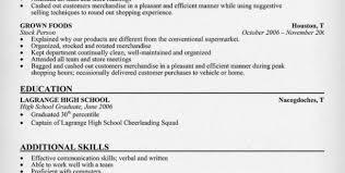Mcdonalds Job Description Resume by Fast Food Cook Job Description Fast Food Cashier Job Description