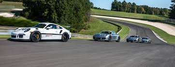 porsche atlanta driving experiences