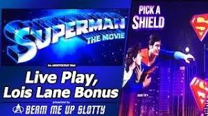 new superman the movie slot machine live play u0026 bonus