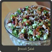 vt thanksgiving dinner broccoli salad recipe keepers