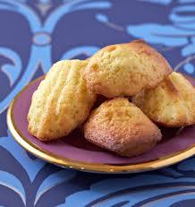 bergamote cuisine madeleines au citron bergamote les meilleures recettes de