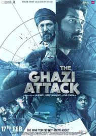 the ghazi attack movie review india u0027s first underwater film