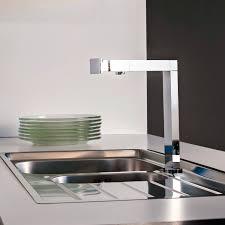 modern square kitchen faucets kitchen design