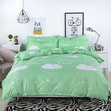 Bright Green Comforter Duvet Cover Kids Picture More Detailed Picture About Elegant