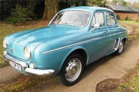 renault dauphine rust free renault dauphine to star in historics 7th march auction