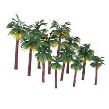 aliexpress buy 12pcs layout rainforest plastic palm tree