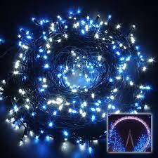 2pc 24v 500led 100m 328ft string fairy light for wedding garden