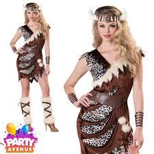 Barbarian Halloween Costume Barbarian Beauty Costume Ladies Viking Fancy Dress