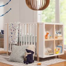 Convertible Cribs With Storage Babyletto Bingo 3 In 1 Convertible Crib And Storage Combo In White