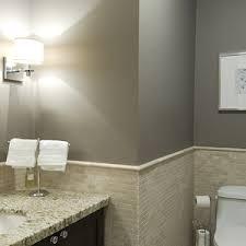gray bathroom colors cottage bathroom glidden fossil grey