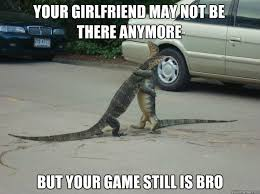 Lizard Meme - sympathetic monitor lizard memes quickmeme