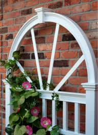 new england arbors vienna vinyl trellis review