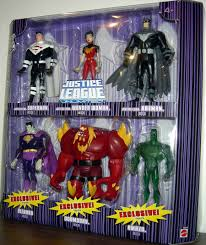 justice league unlimited dc superheroes figures justice league unlimited series 2