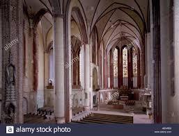 Bad Wilsnack Bad Wilsnack Wunderblutkirche St Nikolai Blick Von Der