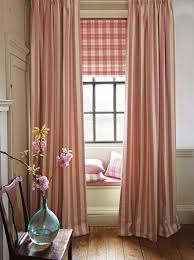 Fall River Curtain Factory Outlet Curtains Stripes And Checks Nice For Hall Way Or Stairs Where
