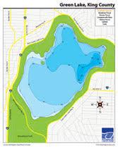 seattle map green lake greenlake information northwest fishing reports