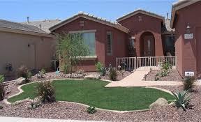 Arizona Landscaping Ideas by Arizona Landscape Designs Front Yard Landscape Design U2013 Small