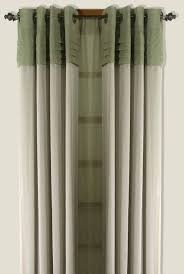 Two Tone Curtains Geneva Two Tone Grommet Curtain Panel Curtain Bath Outlet