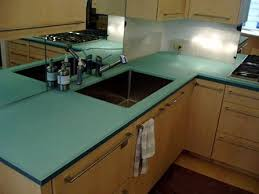 glass countertop kitchen 15 best kitchen construction images on pinterest glass