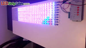 Led Lights Flexible Strip by Ws2812b Ws2811 Ic 5v Rgb Magic Color Series Programmable Led