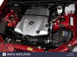 cadillac srx engine 2007 cadillac srx crossover v8 in engine stock photo