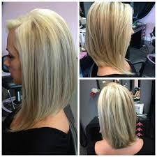 medium length hair styles shorter in he back longer in the front 27 beautiful long bob hairstyles shoulder length hair cuts