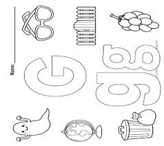 of the week letter g beginning letter sound worksheets u0026 activities