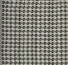 Woven Outdoor Rugs Mid Century Modern Black Neutral Woven Outdoor Rug Woodwaves