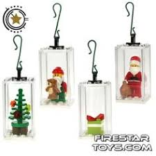 every tree deserves one of these lego ornaments lego