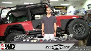 lift kit for 2007 jeep wrangler unlimited rubicon express 3 5 4 5 inch superflex lift kit for jeep jk