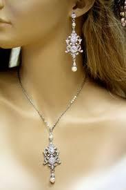 and pearl chandelier earrings pearl chandelier earrings deco bridal by sarahwalshbridal