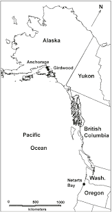 Map Of The Oregon Coast Evidence For Possible Precursor Events Of Megathrust Earthquakes