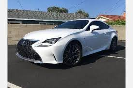 used lexus san diego used lexus rc 200t for sale in san diego ca edmunds