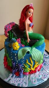25 disney princess birthday cakes ideas