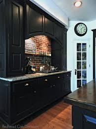 kitchen brick backsplash diy brick backsplash can decorate