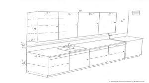 kitchen cabinet depths guide to standard kitchen cabinet dimensions ellajanegoeppinger