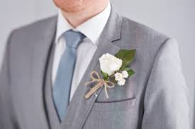 wedding flowers buttonholes how to make a floral buttonhole hobbycraft