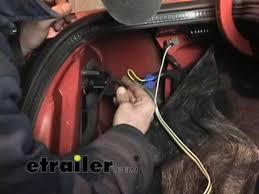trailer wiring harness installation 2000 dodge neon etrailer