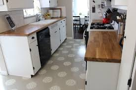 cheap kitchen floor ideas cheap kitchen floor home design ideas and pictures