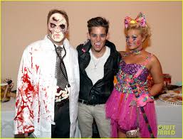 demi lovato dead zombie halloween costume photo 2984114 2013