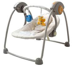 portable baby swing with lights portable baby swing from zhongshan city togyibaby co ltd b2b